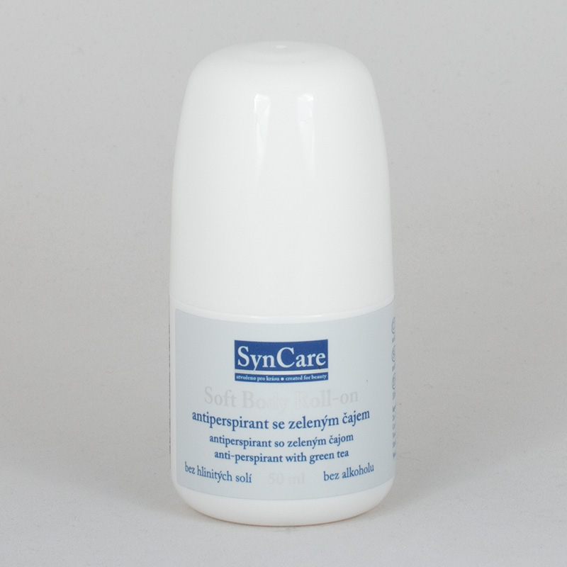 SynCare - Antiperspirant Soft Body Roll-on